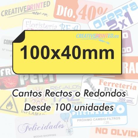 Adhesivos 100x40