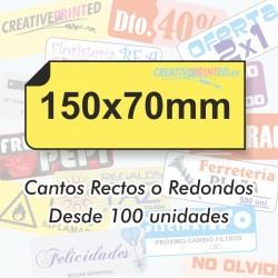 Adhesivos 150x70
