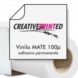 Vinilo Mate 100 µ