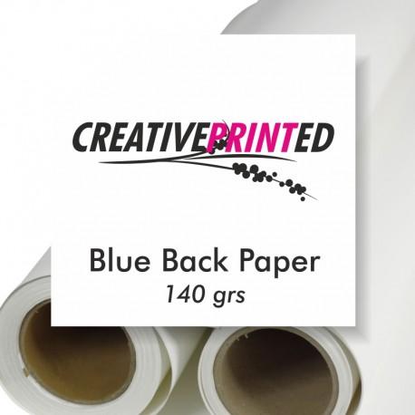 Blue Back Paper 140grs