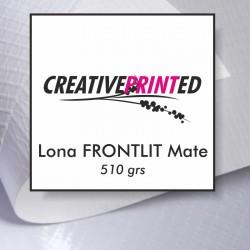 Lona Frontlit Mate 510grs.