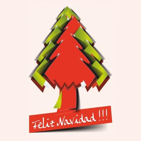 Arbol Feliz Navidad 3
