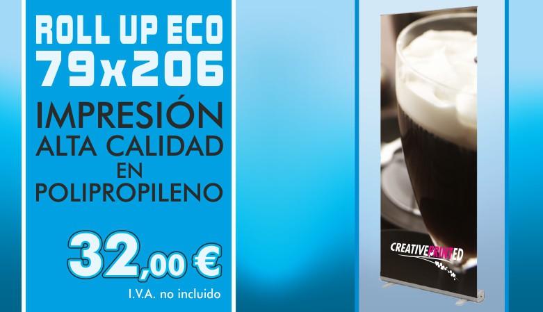 RollUp Eco 79cm 32 euros